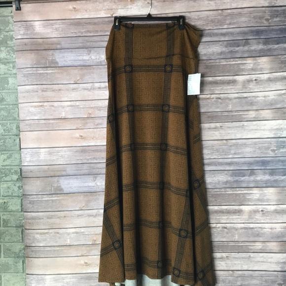 LuLaRoe Dresses & Skirts - LuLaRoe Maxi skirt